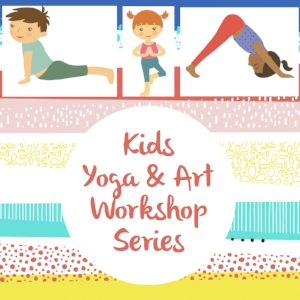 Wee Create Art Studio For Children Kids Yoga And Art Workshops Ages 3 7 Drop Off