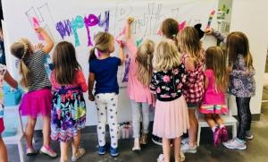 Wee Create Art Studio For Children