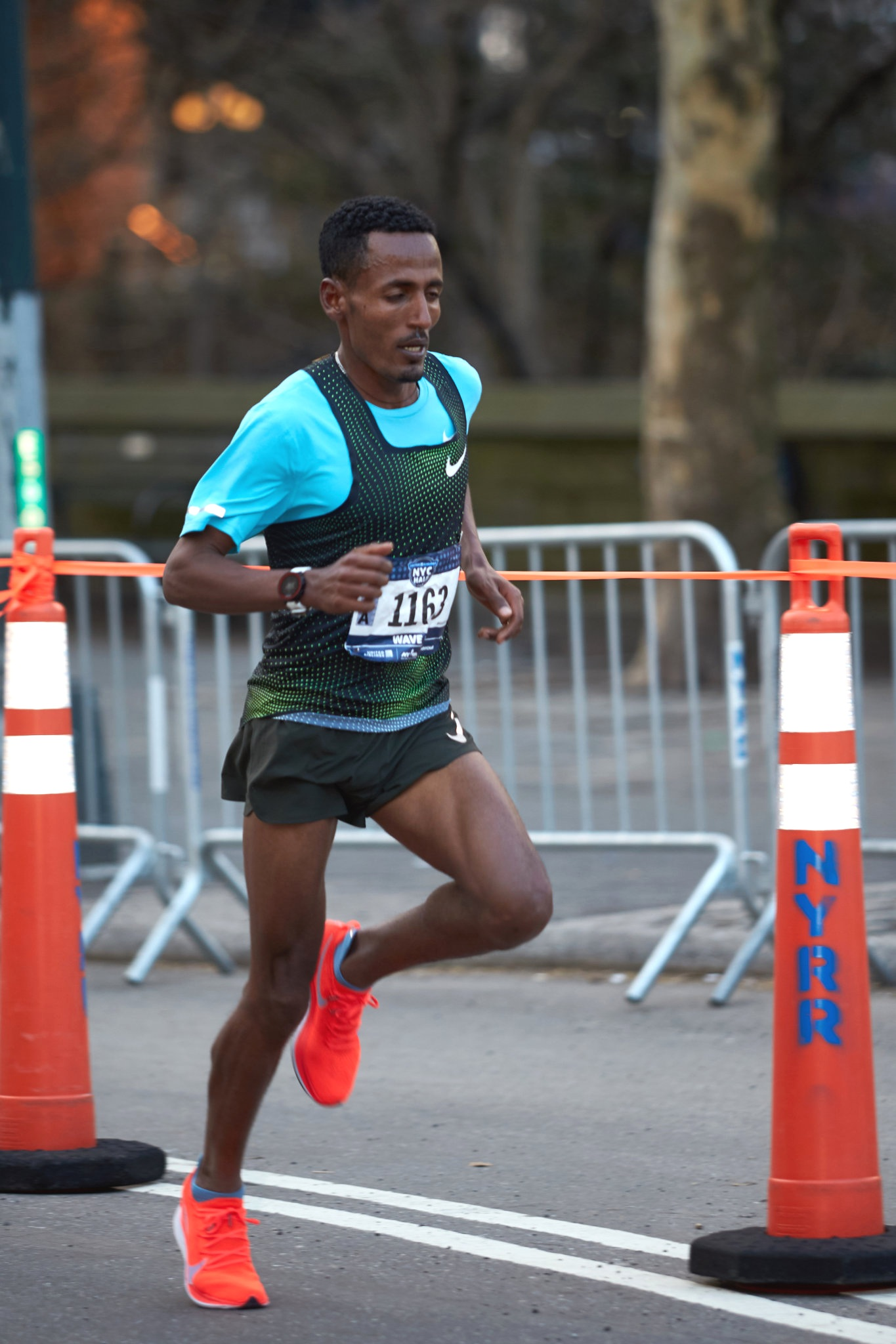 2019 United Airlines New York City Half Marathon - Sunday, March 17 - BELAY TILAHUN BEZABEH (ETH)