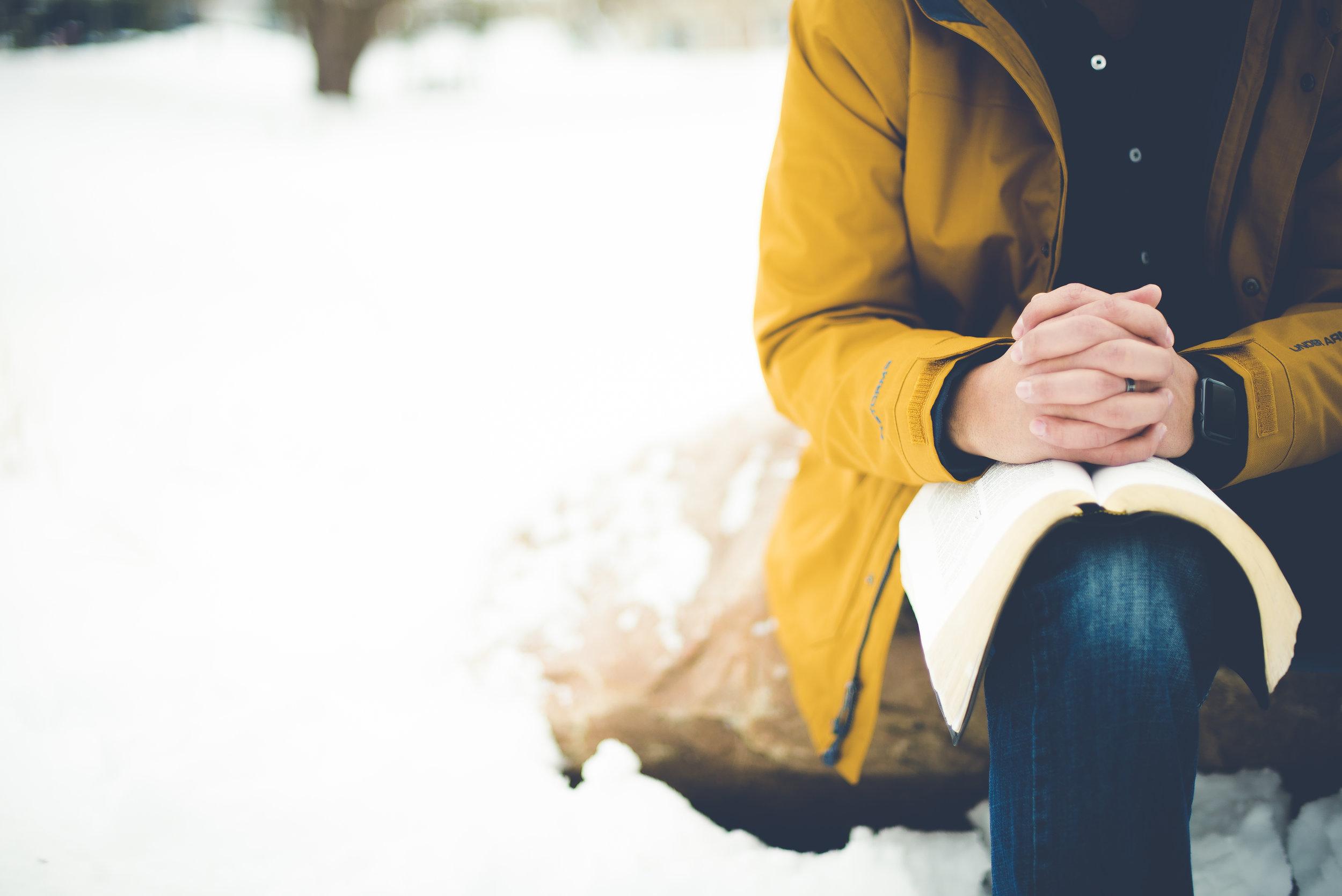 Encounter - Prayer & Mass Attendance