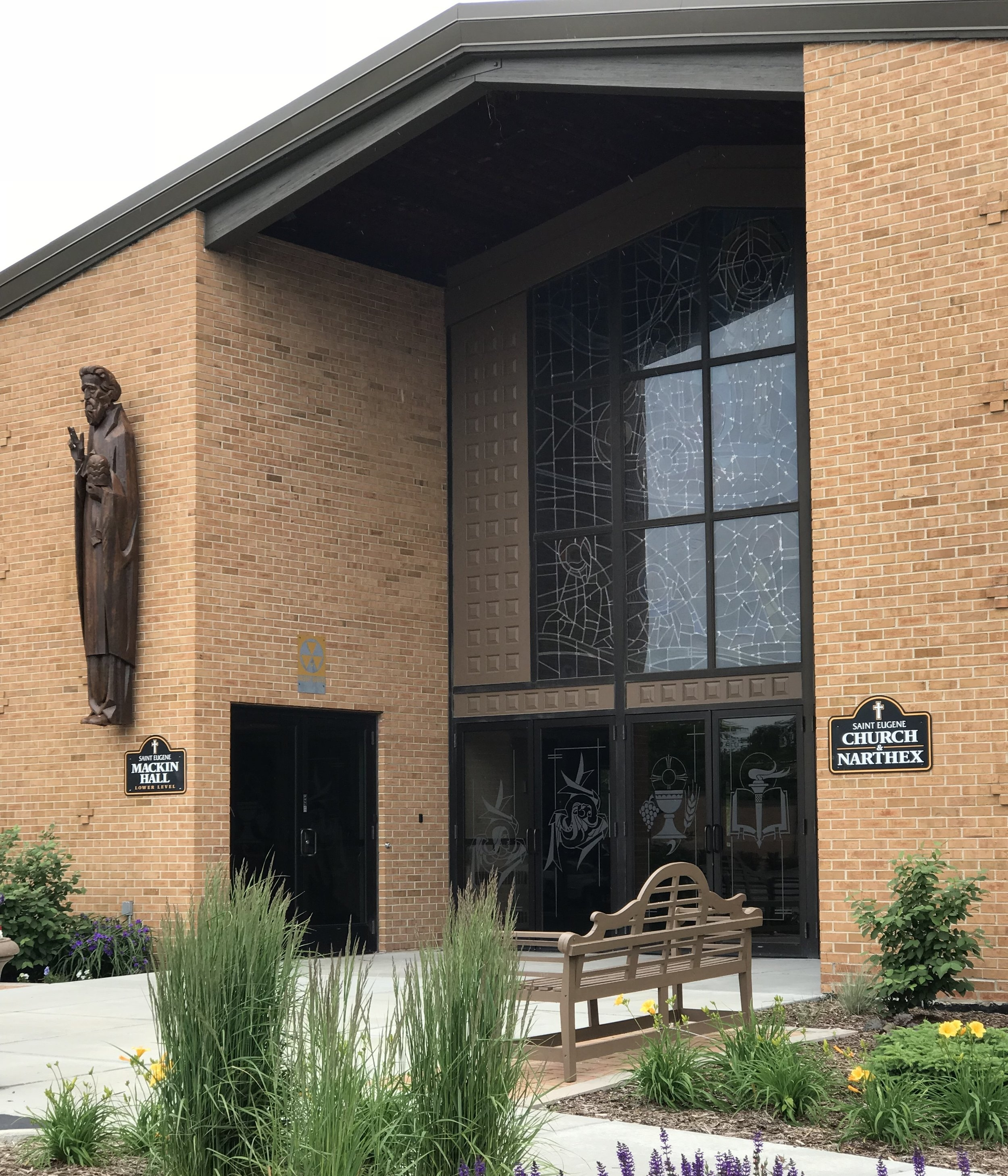 St. Eugene Parishioners - Click here to pay tuition