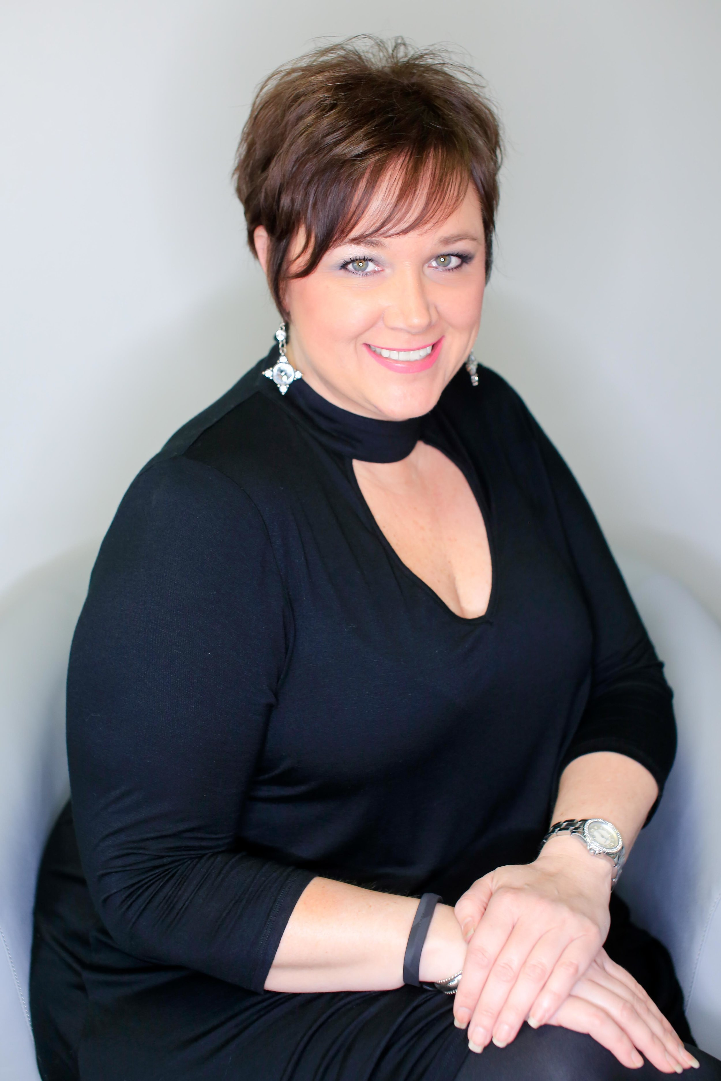 Monica Peavy - Manager, StylistBeauty is not a competition. All women want is to be the best version of themselves.