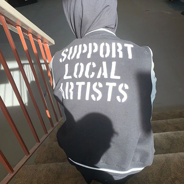 SUPPORT LOCAL 👩‍🎨 #supportlocalartists #art #artist . . . . #sketchbook #artgallery #gallery #producer #portrait #artistic #fineart #beautiful #model #watercolor #abstractart #instaartist #followforfollowback #likes #likeforlikes #likeforfollow