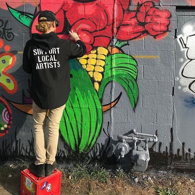 SUPPORT LOCAL 👩🎨 🌽#supportlocalartists #art #artist . . . . #sketchbook #artgallery #gallery #producer #portrait #artistic #fineart #beautiful #model #watercolor #abstractart #instaartist #followforfollowback #likes #likeforlikes #likeforfollow