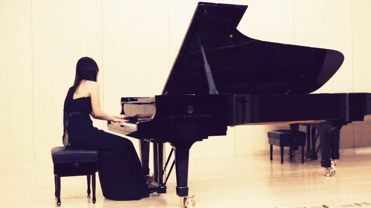 Solo Recital, Central Conservatory of Music, 2012