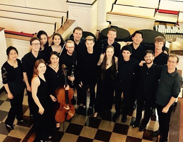 New Music Ensemble Fellows, Atlantic Music Festival, 2017