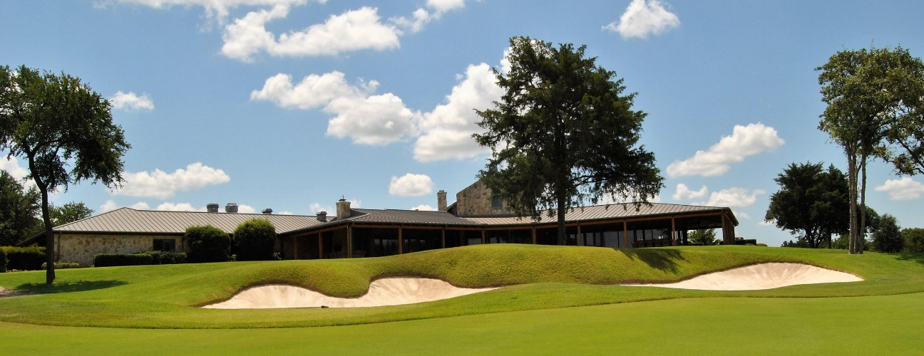 Clubhouse at Dallas National Golf Club