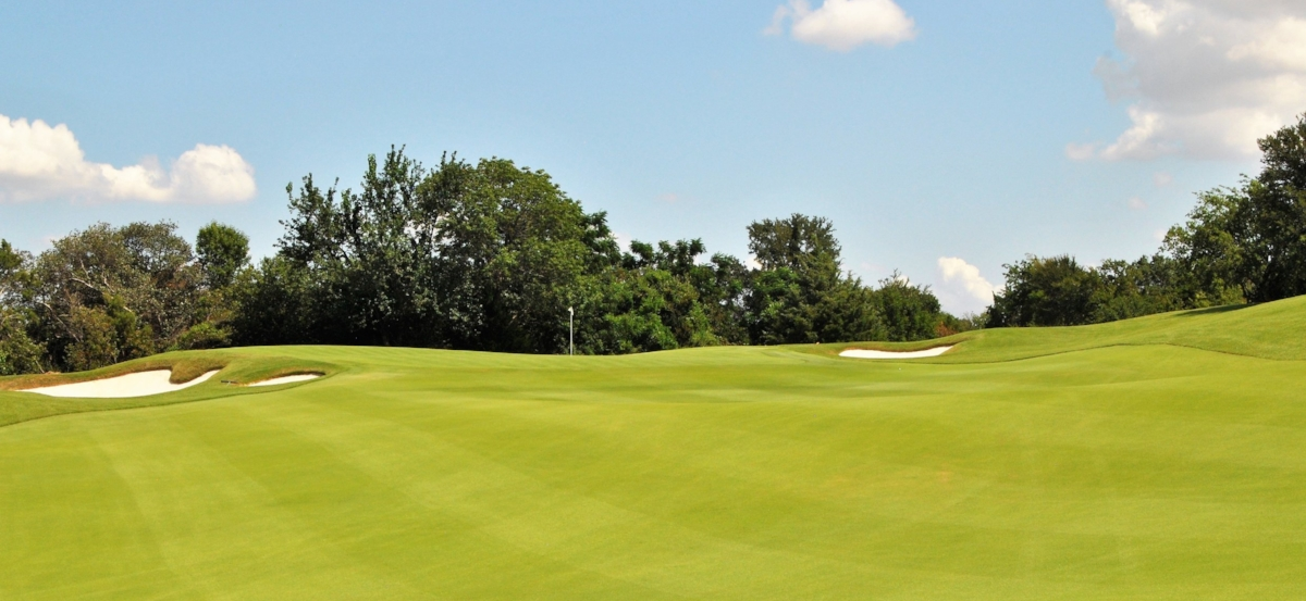The 14th Green.