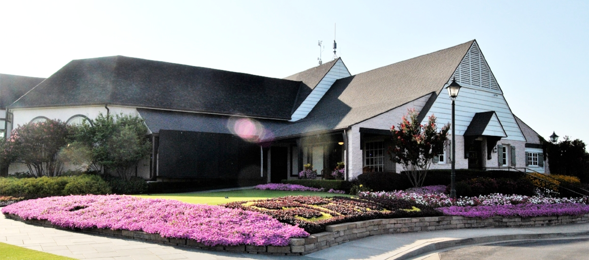The Clubhouse at Southern Hills Country Club