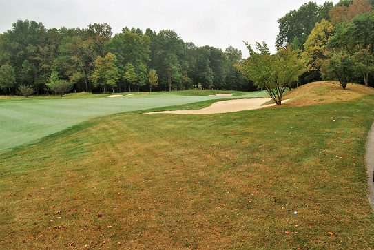 Drive on the first hole.