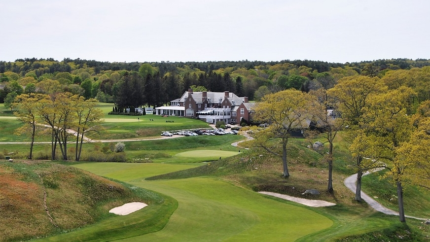 Essex County Club — Jimmie's Top 100 Golf Course Tour
