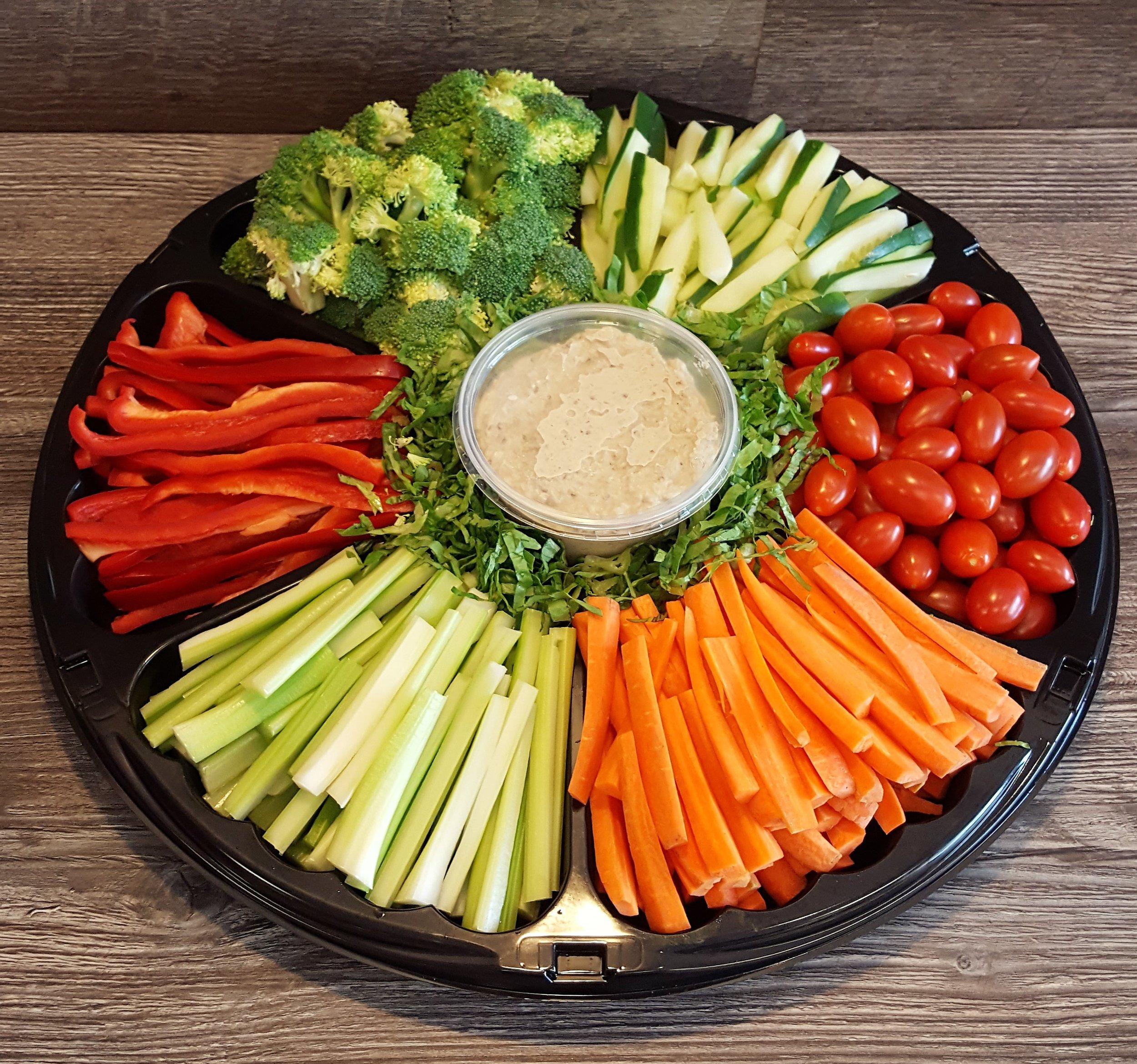 Vegetable platter with babaganoush.jpg