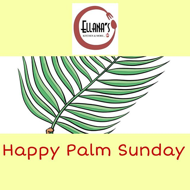 Blessed Palm Sunday.  This day brings beautiful memories from our childhood.  Remembering going to different places around town to cut palm leaves and have them blessed at the Palm Sunday mass and then making crosses with it. #childhoodmemories #newtonmass #newtoncenter #venezuelansinboston #venezuelanfood #venezolanosboston #palmsunday #comidavenezolana