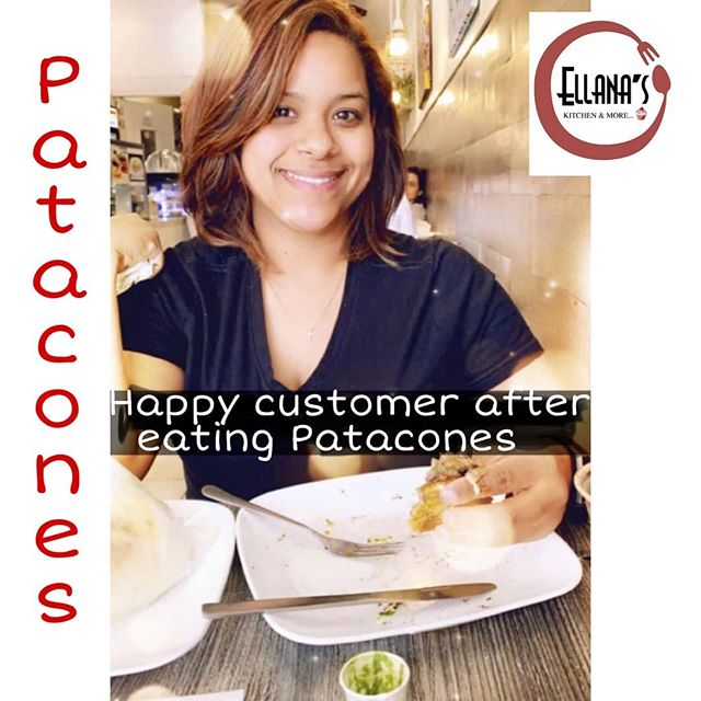 We were so happy to see this customer enjoying our patacones using her hands, definitely the best way to eat this delicious crunchy green plantain topped with either beef or chicken and black beans & cheese. #newtonmass #newtoncenter #foodies #glutenfree #venezuelansinboston #venezolanosboston #comidavenezolana #venezuelanfood #patacones #bostonfoodies #bostonfoodlife @dfuentes87