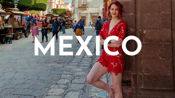 San Miguel de Allende - Photos: FDfoto Photographer Outfit: Socialite Clothing Makeup: Beauty Lab Salon