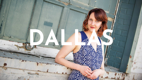 Dallas 2015 - Photos: Ashlie Woods Photography Outfit: Anthropologie