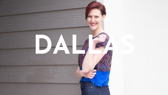 Dallas 2019 - Photos: Leslie Boren, Urban Photography Hair: James DeFrange and Kinome McGrane