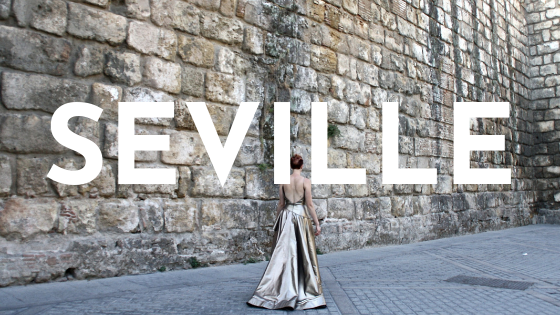 Seville - Photos: Aoife Casey Outfit: Nha Khanh Makeup: Carmen Cubero