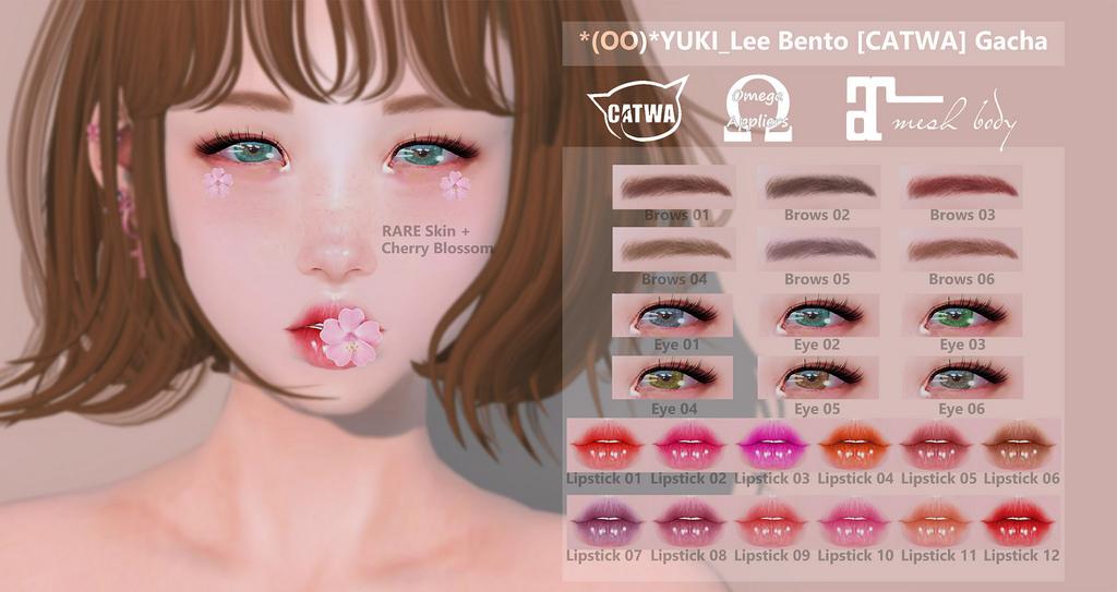 (OO)YUKI_Lee Bento [CATWA] Gacha.jpg