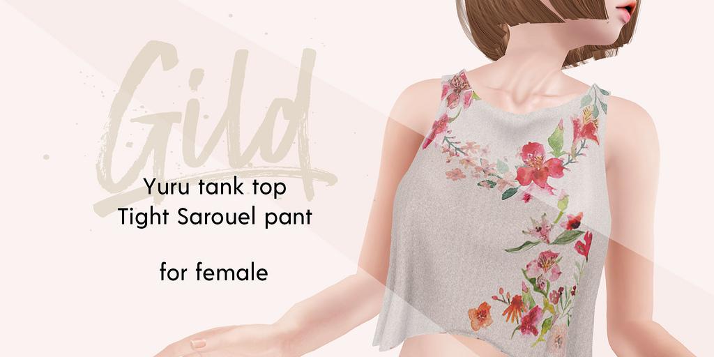 Gild - Yuru Tank Top & Tight sarouel Pant.jpg