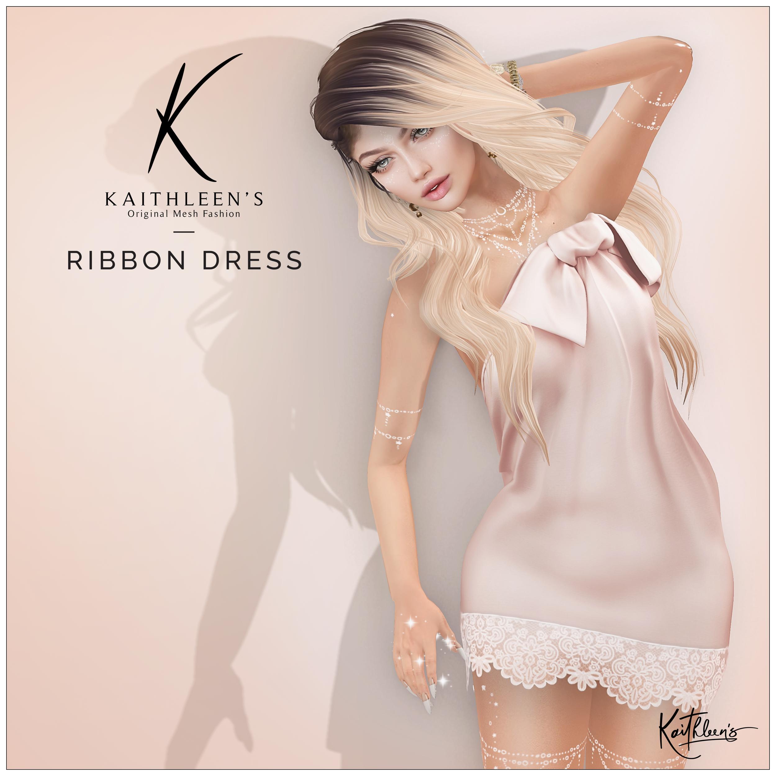 Kaithleen's Ribbon Dress Poster.png