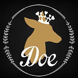 Doe Black Logo 256.png