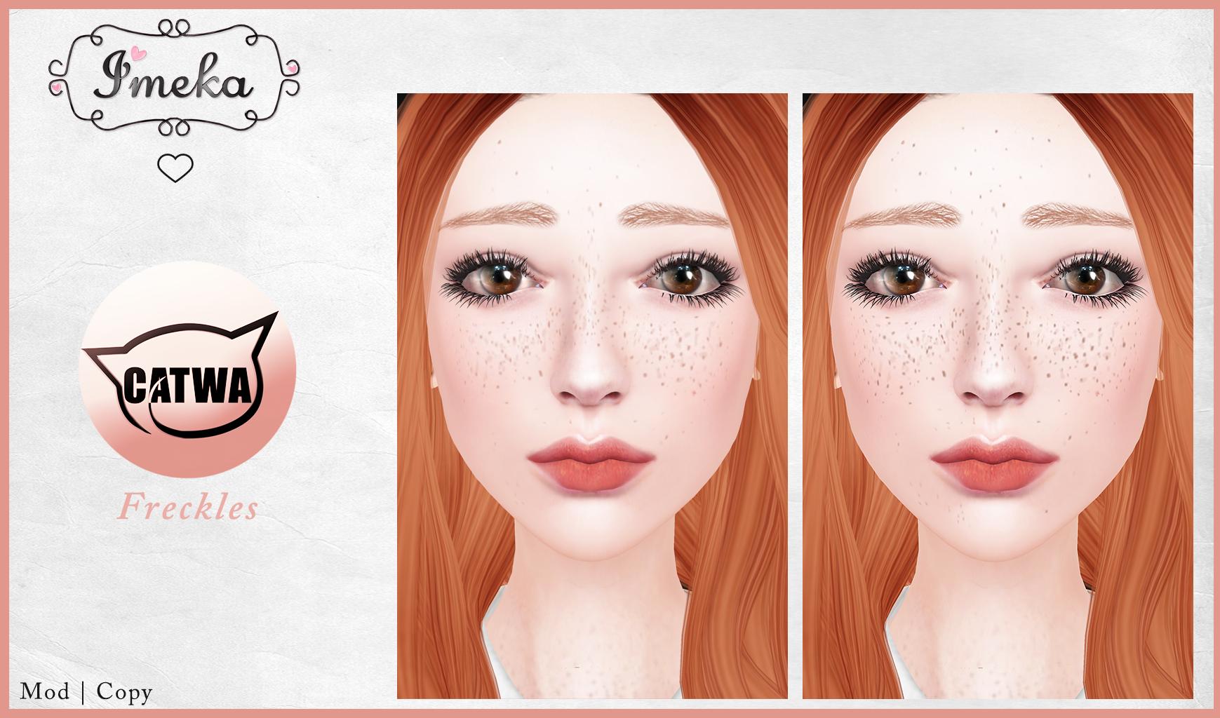 {Imeka} Freckles {Catwa Head}.png