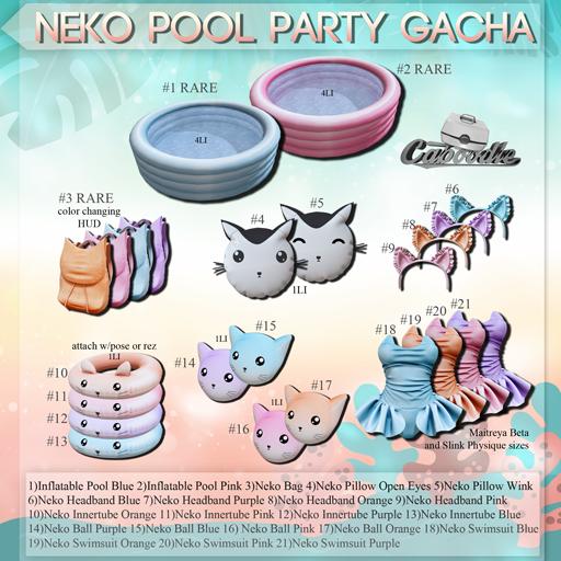 Caboodle-NekoPoolPartyGacha.png