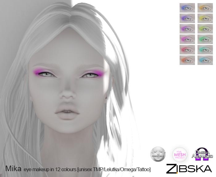 Zibska ~ Mika Eye Makeup in 12 Colours.jpg