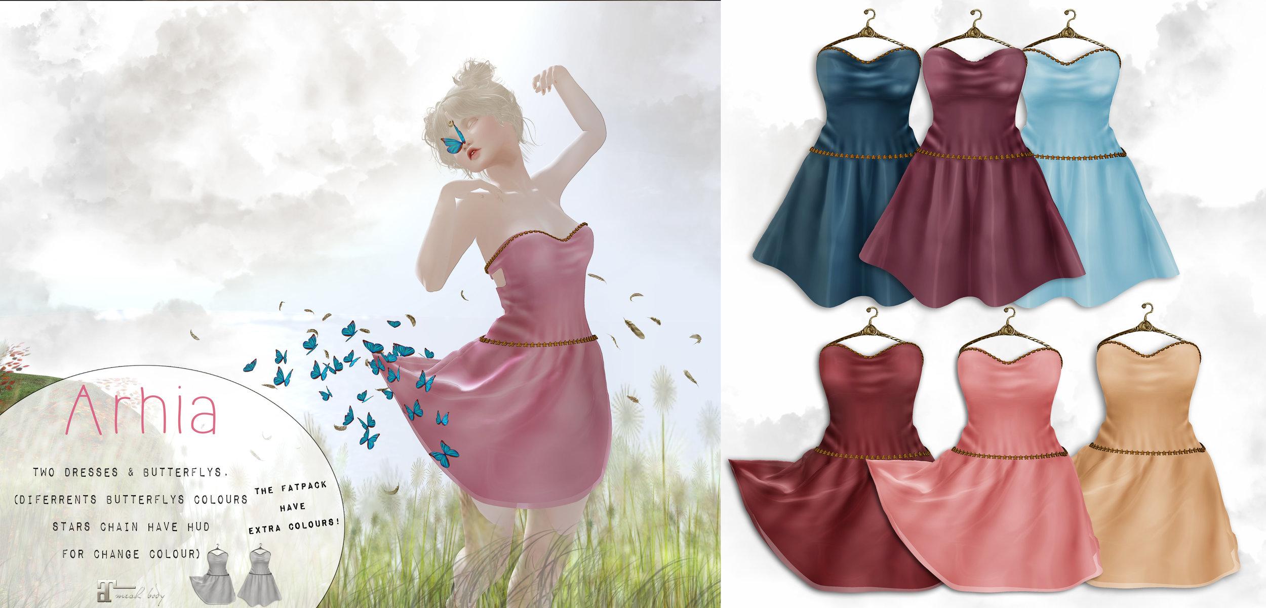 Una - Arhia Dress