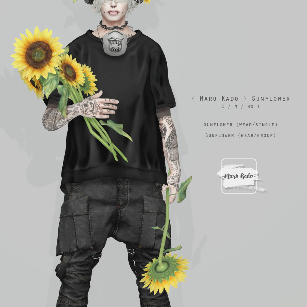 {-Maru Kado-} - Sunflower