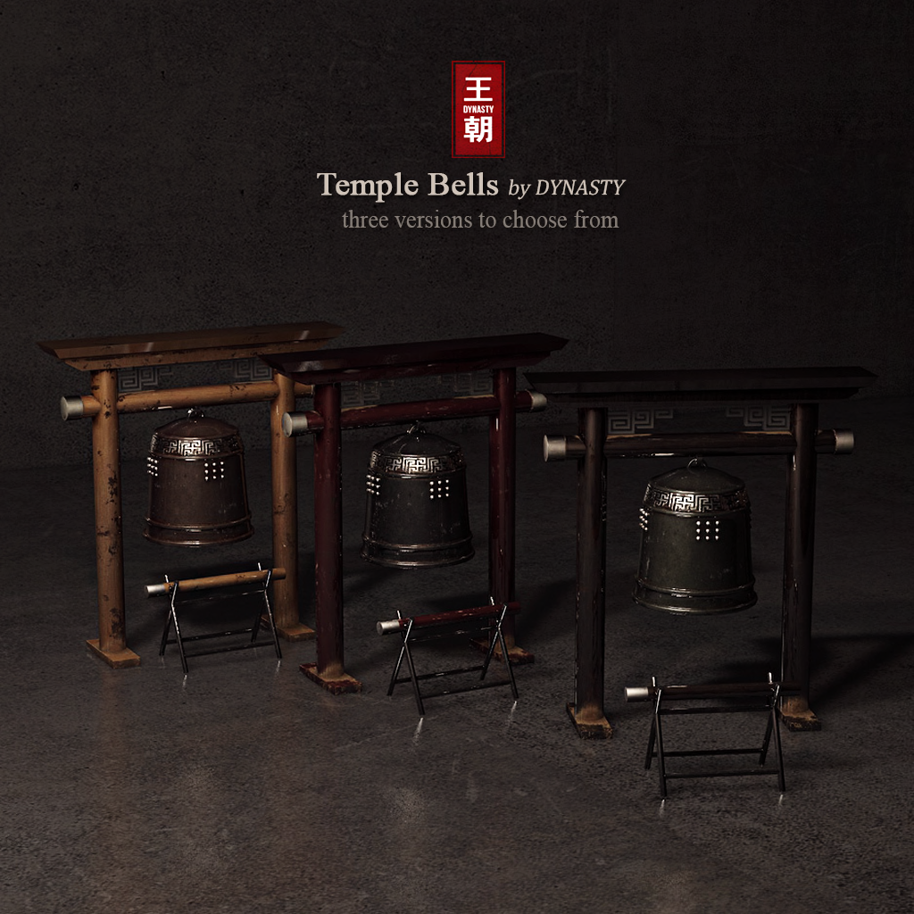 DYNASTY - Temple Bells