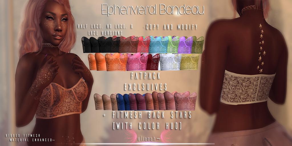 Eliavah ~ Ephermeral