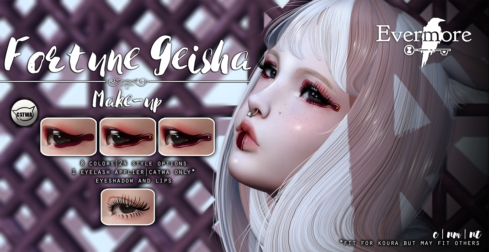 Evermore. Fortune Geisha