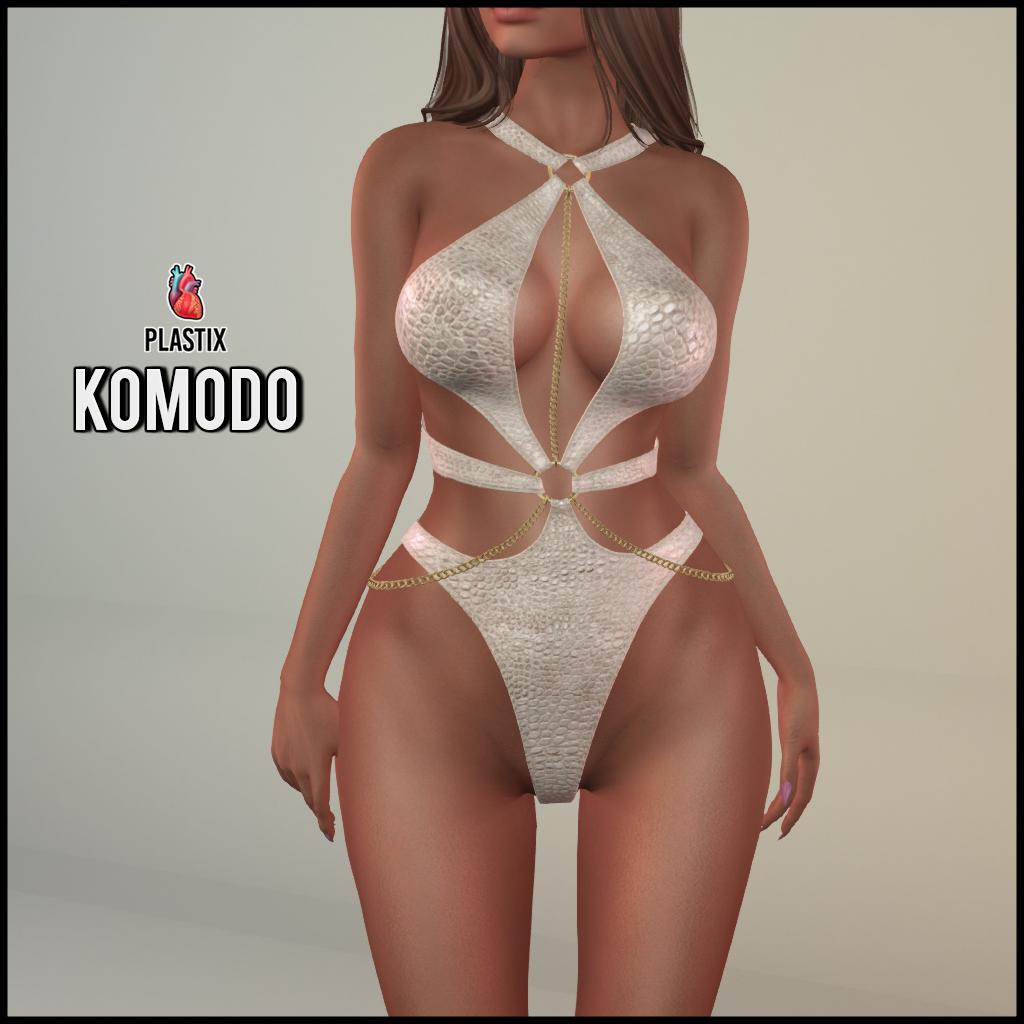 PLASTIX - Komodo Swimsuit