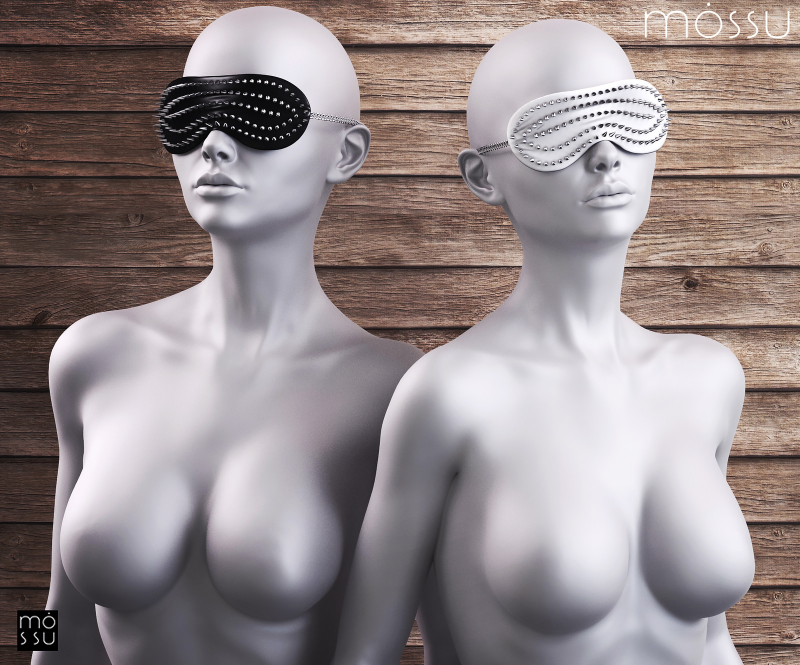 Mossu - Saba Blindfold