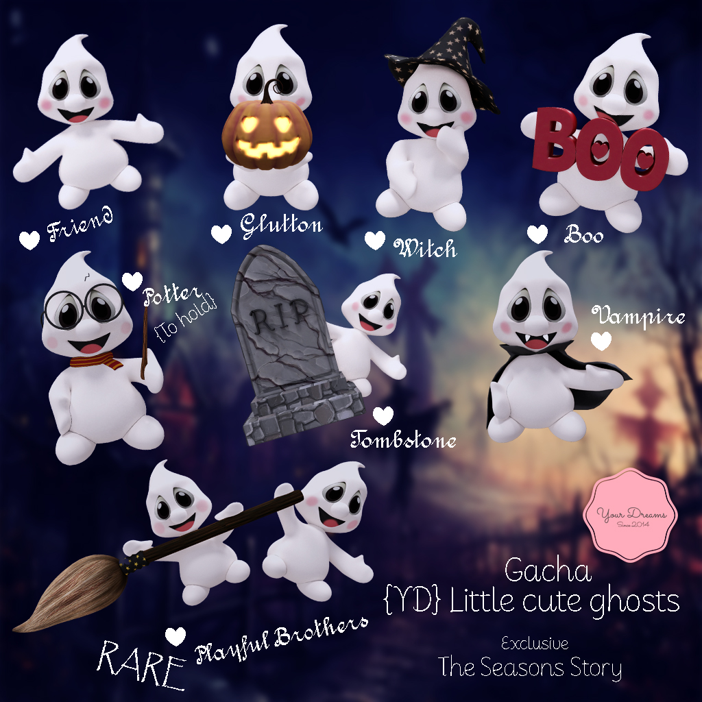 Your Dream - Little Cute Ghosts.jpg