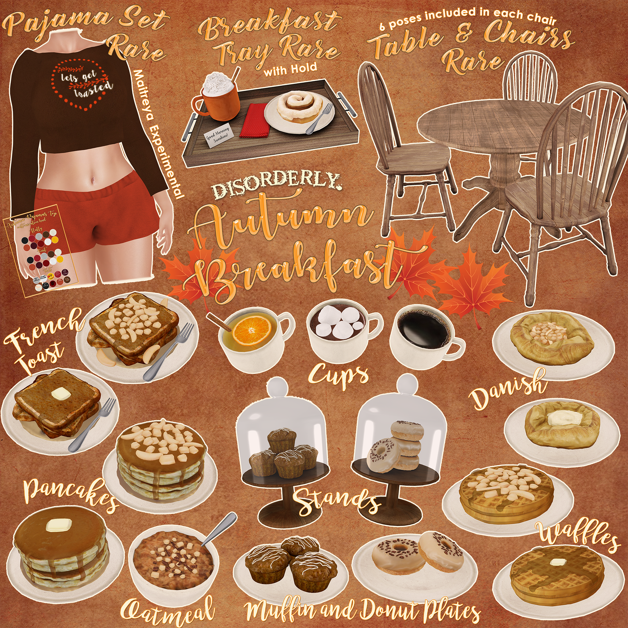 DISORDERLY - Autumn Breakfast.png