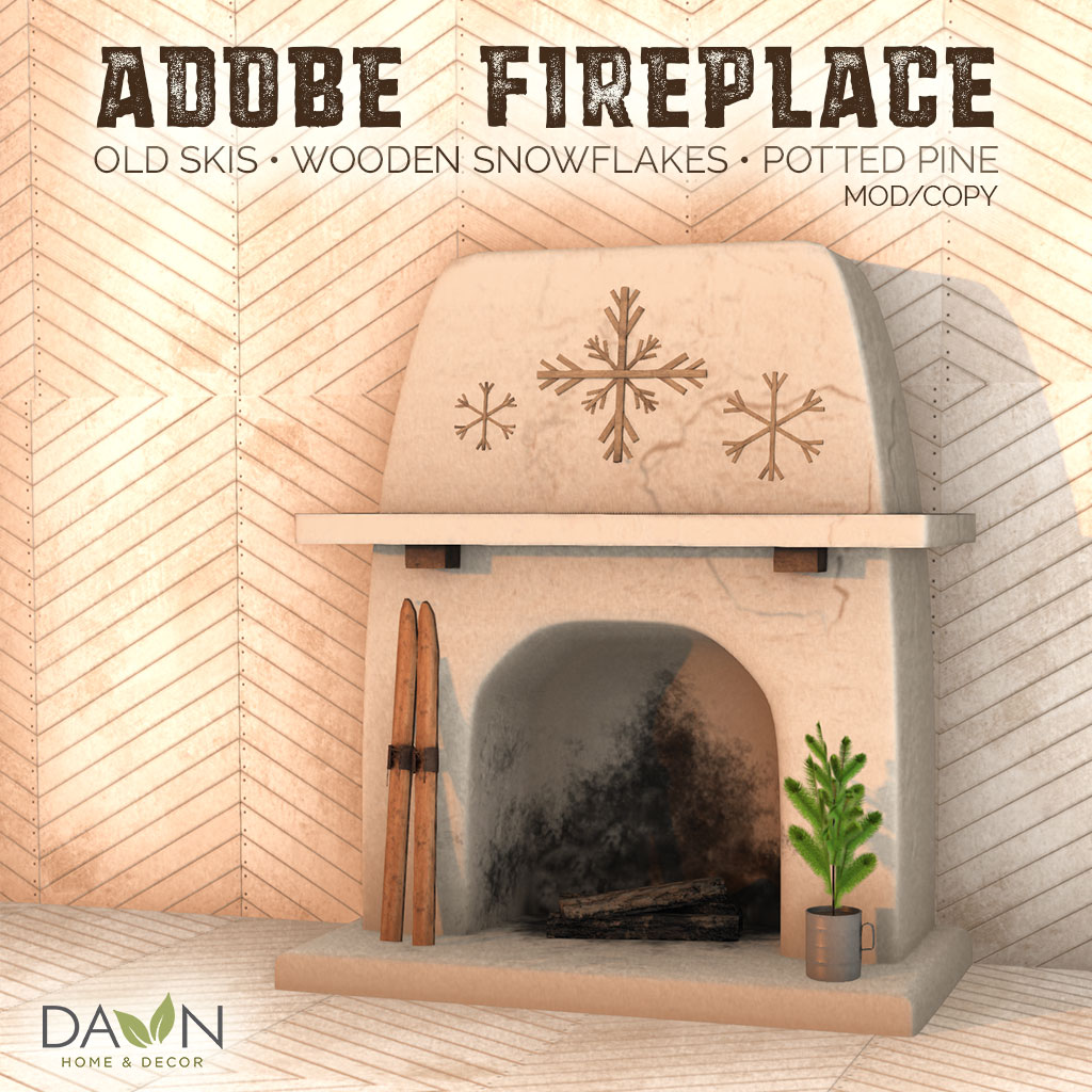 DAWN - Adobe Fireplace & Winter Decor set.jpg