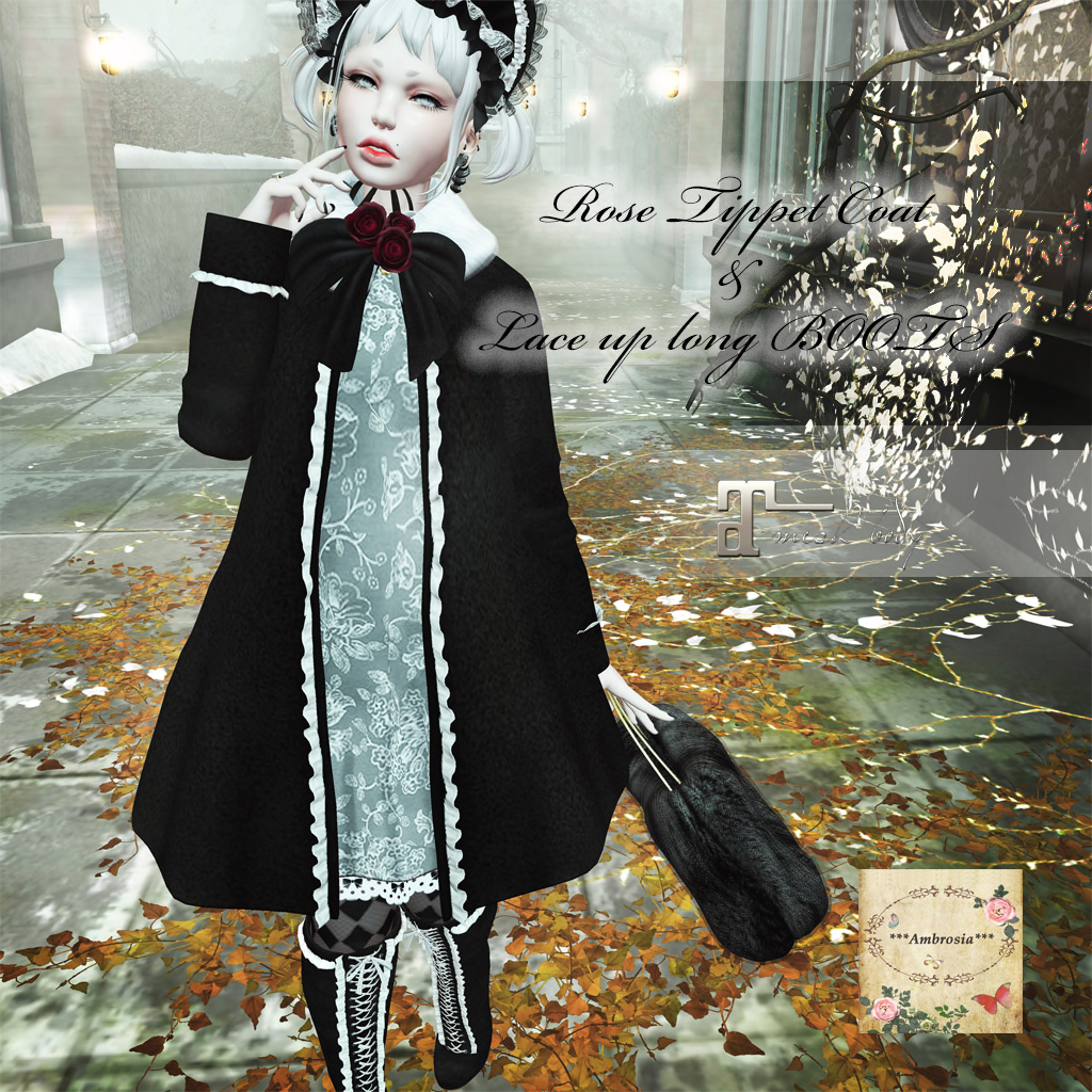 Ambrosia[Rose Tippet Coat & Lace up long BOOTS]AD1.png