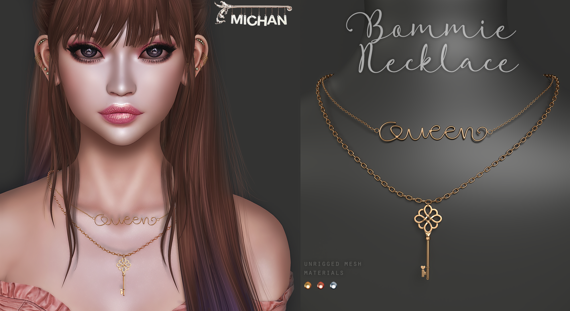 MICHAN - Bommie Necklace  Ad.png