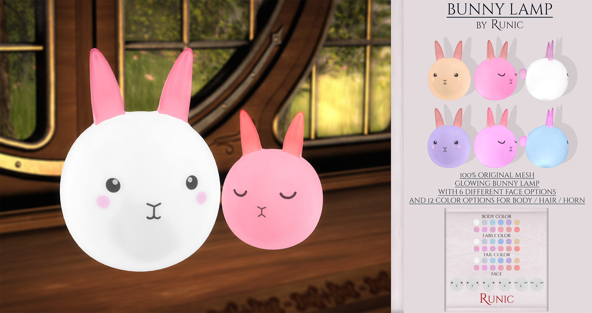 Runic - Bunny Lamp.png