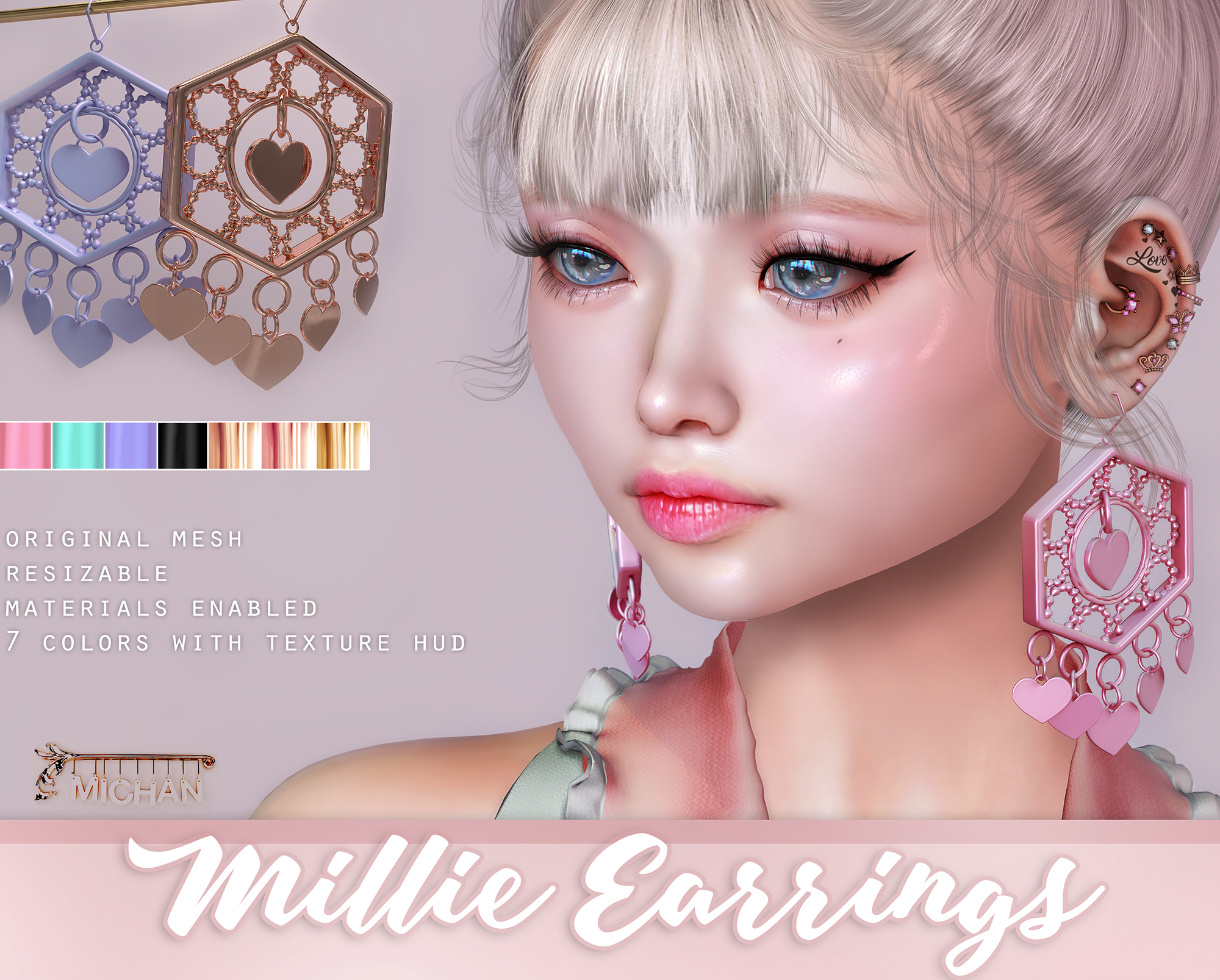 MICHAN - Millie Earrings.png