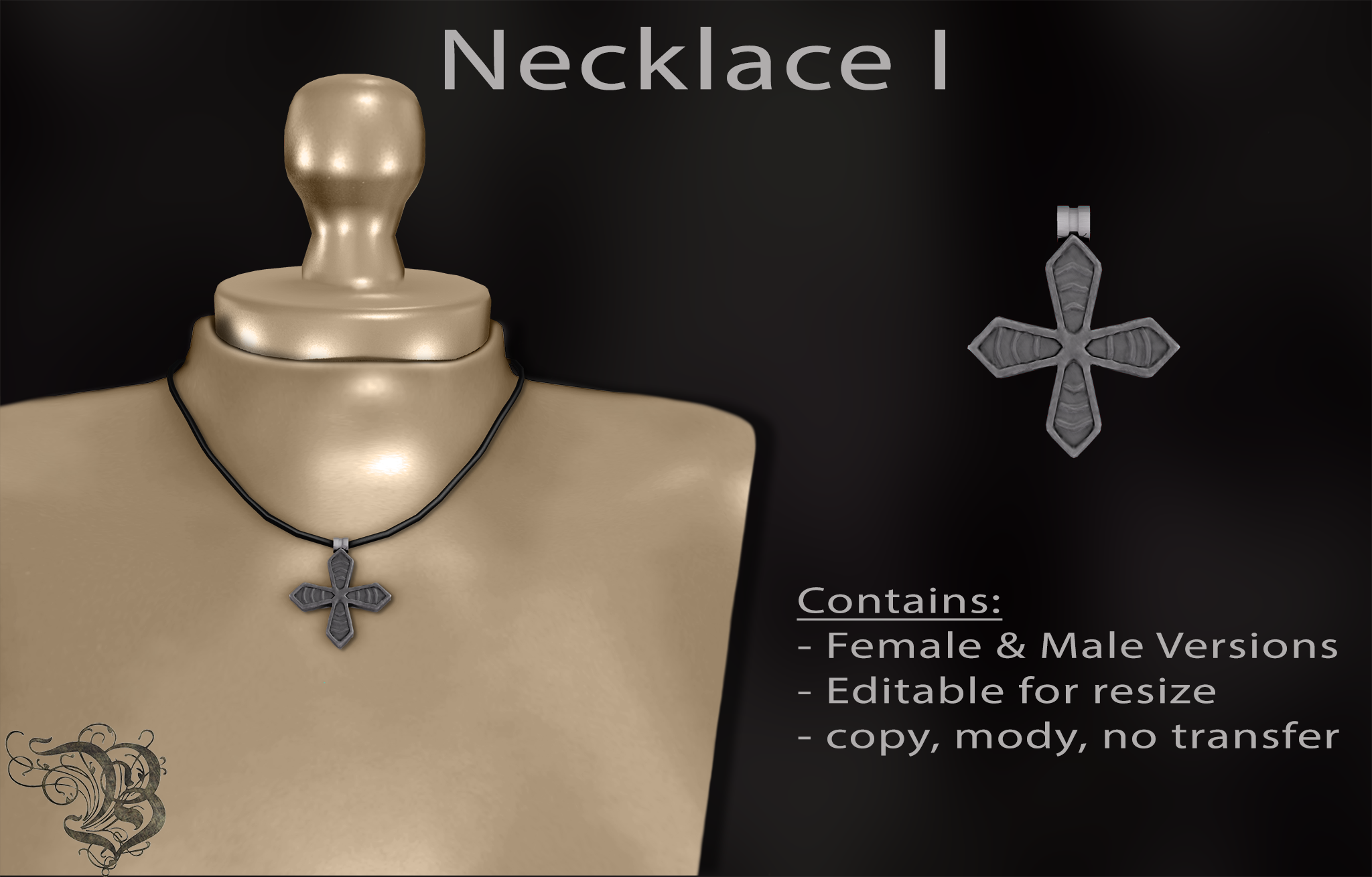 Bergfried - Necklace I.png