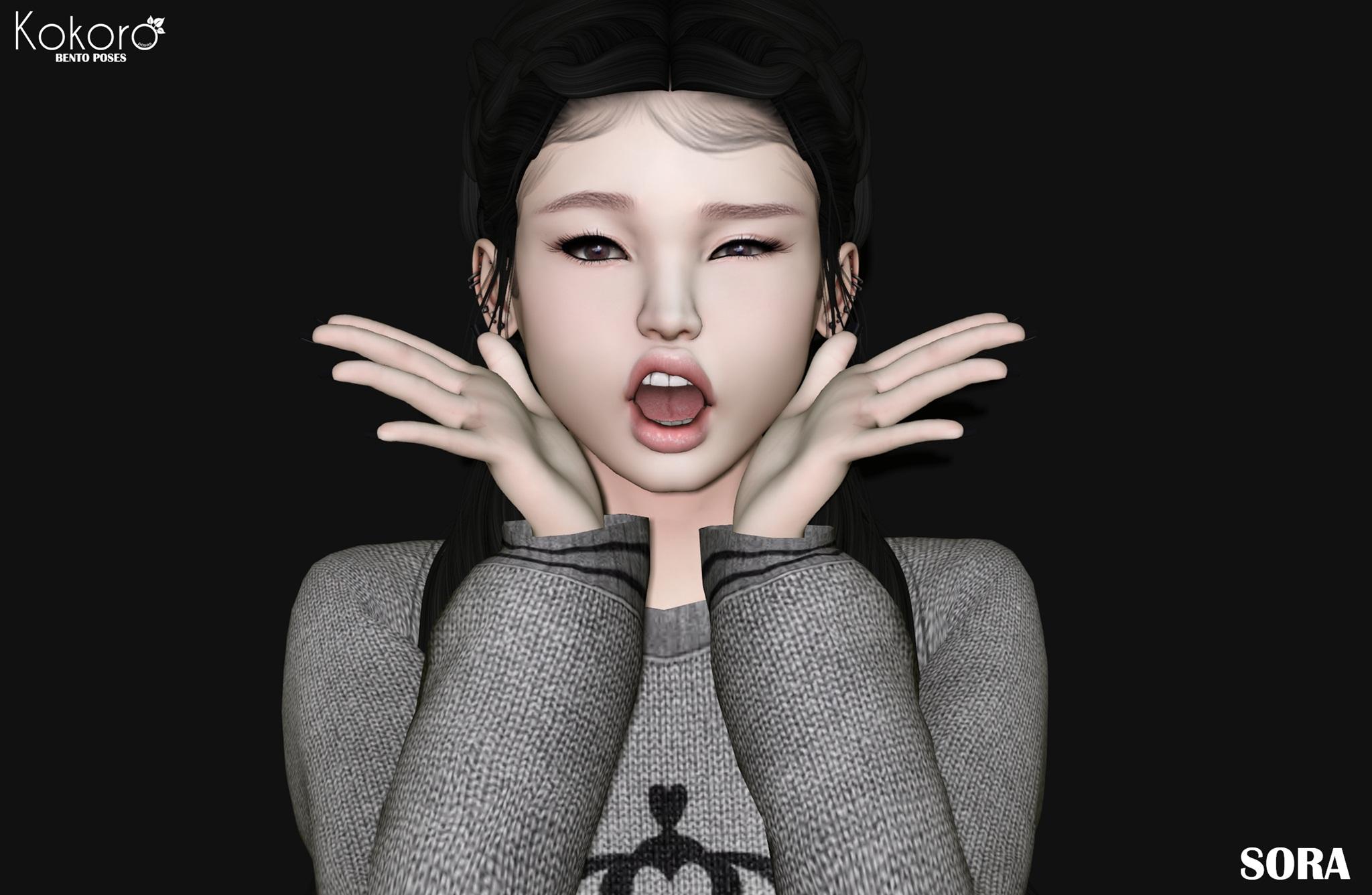Kokoro Poses - Sora -GIFT.jpg