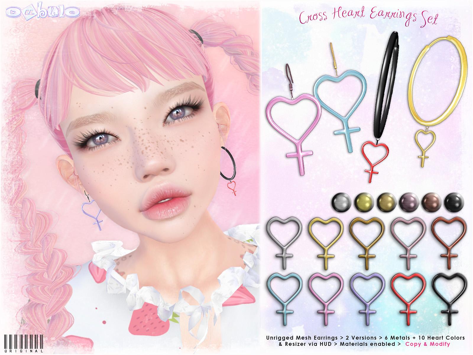 Cross Heart Earrings Set AD.jpg