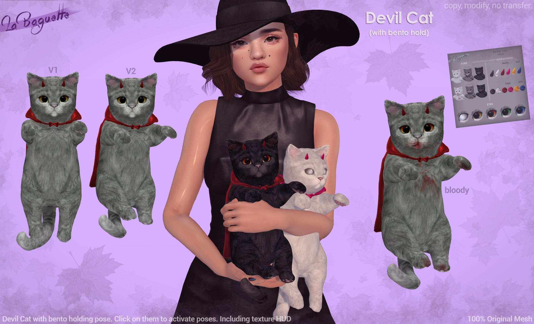 [La Baguette] Devil Cat @The  Seasons Story 2048.jpg