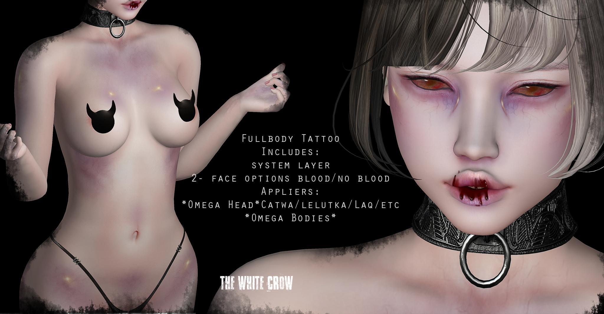 The white crow - Lovely Vampyr.jpg