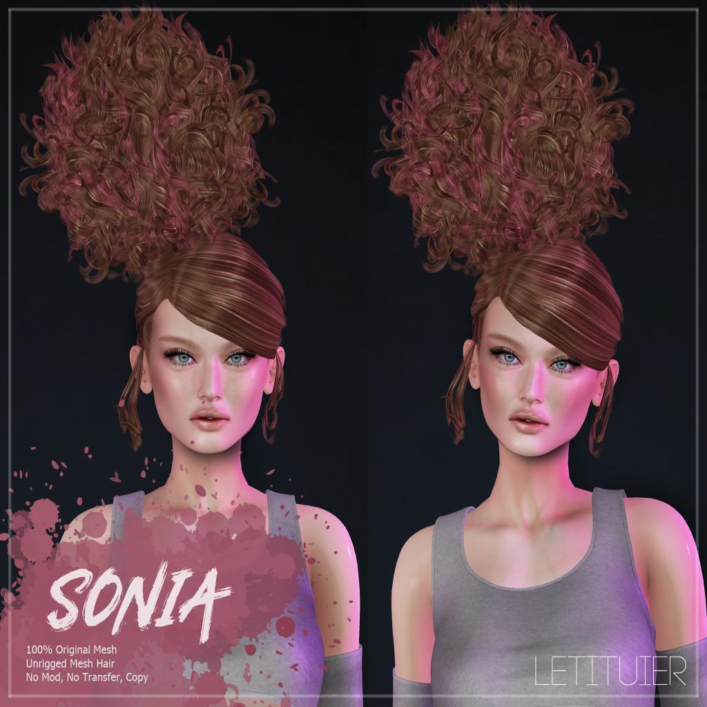 {Letituier} Sonia Hair