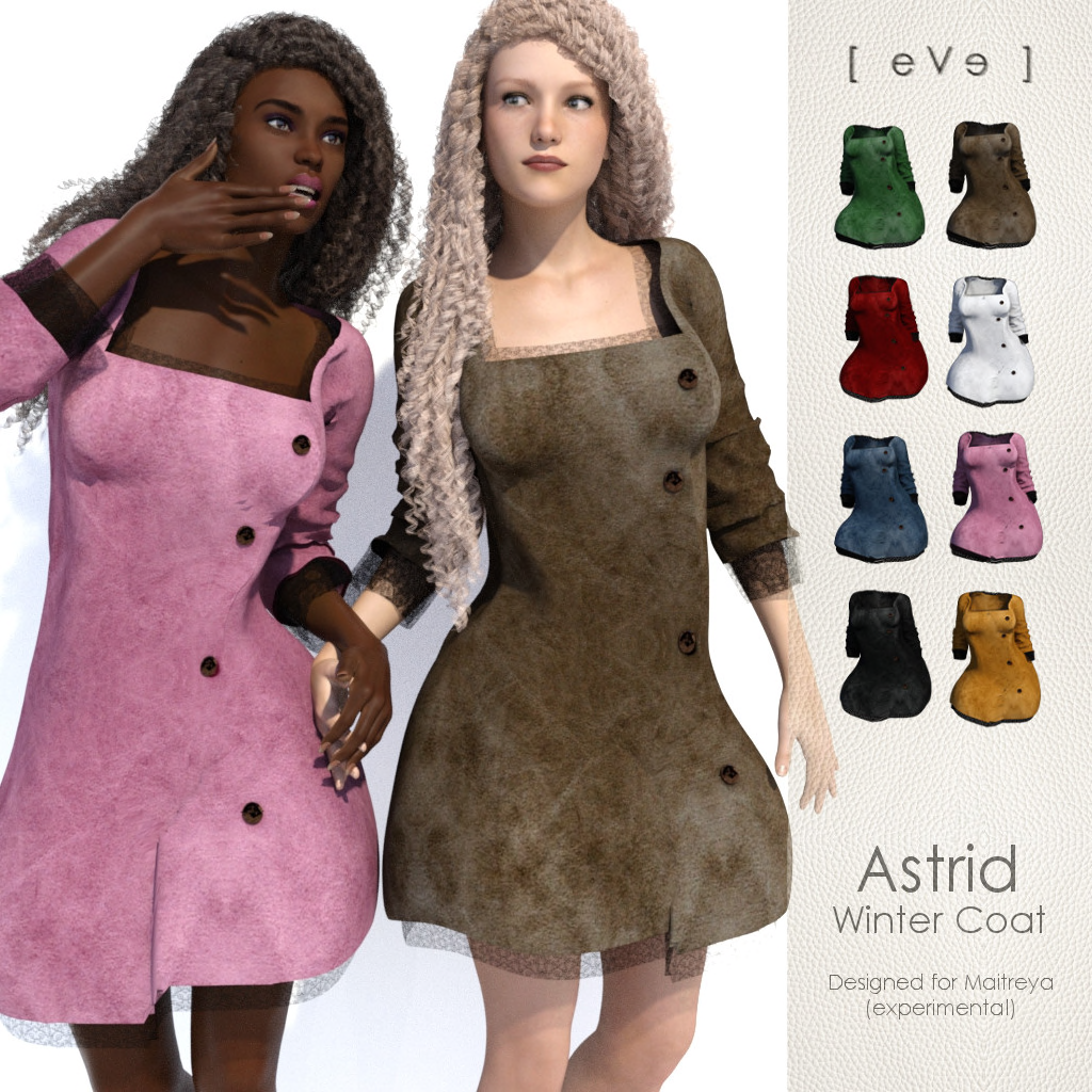 [eVe] Astrid Winter Coat